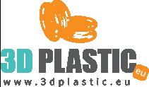 3D plastikas